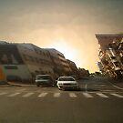 urban landscape by guy natav