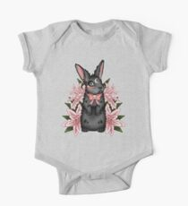 Lily Rabbit One Piece - Short Sleeve