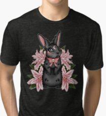 Lily Rabbit Tri-blend T-Shirt