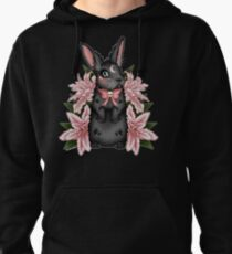 Lily Rabbit Pullover Hoodie