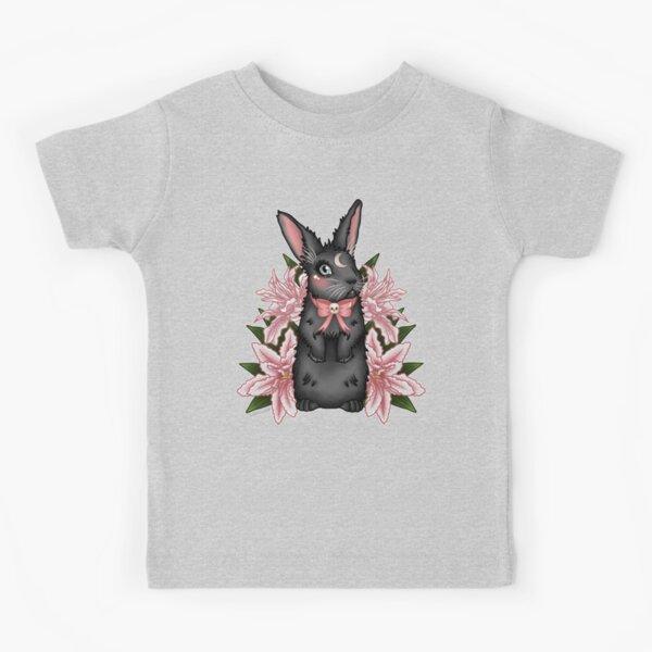Lily Rabbit Kids T-Shirt