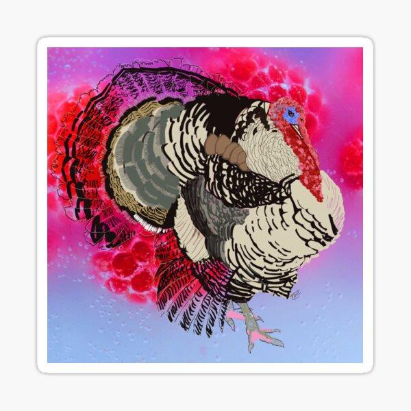 Turkey Sticker