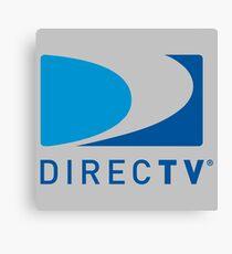 Direc TV Logo Canvas Print