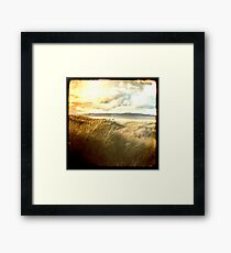 Over to Donegal Framed Print