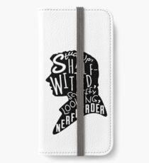 Han Solo iPhone Wallet/Case/Skin