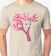 Love Koala in Tree Unisex T-Shirt