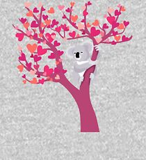 Love Koala in Tree Kids Pullover Hoodie