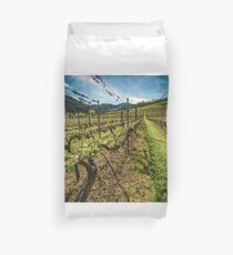 The Winery Duvet Cover