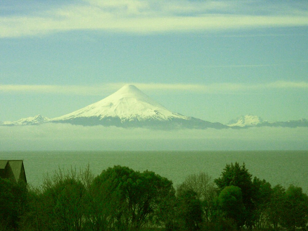 Volcán Osorno.Chile by cieloverde