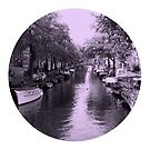 Amsterdam Canal #2 by acquadesign