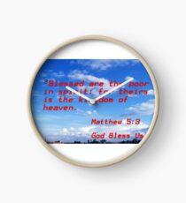 Matthew Clock