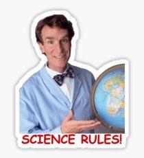 Bill Nye the Science Guy Sticker
