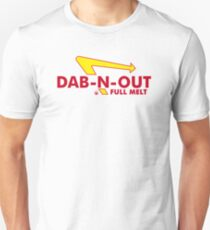 DAB-N-OUT Full Melt Slim Fit T-Shirt