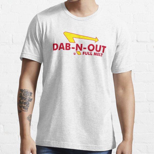 DAB-N-OUT Full Melt Essential T-Shirt