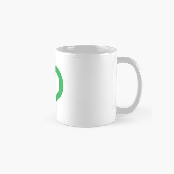 Lingthusiasm podcast logo mug Classic Mug