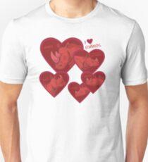 Love Rhinos - multiple species T-Shirt