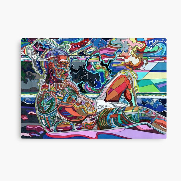 Brighter Side of the Darkness Canvas Print
