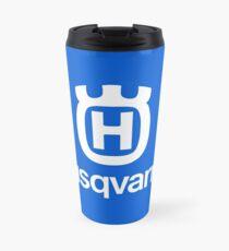 Husqvarna Logo Travel Mug