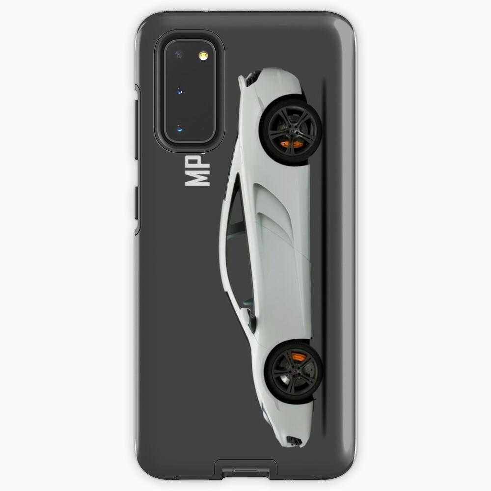 The MP4-12C Case & Skin for Samsung Galaxy