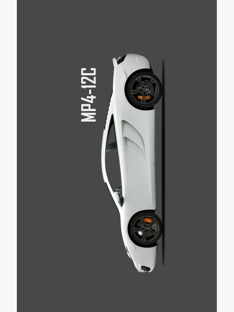 The MP4-12C by rogue-design