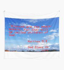 Matthew Wall Tapestry