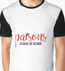 Parsons School of Design NYC The New School Graphic T-Shirt