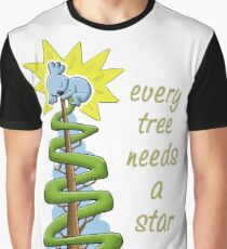 Every Tree Needs a (Koala) Star Graphic T-Shirt