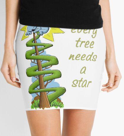 Every Tree Needs a (Koala) Star Mini Skirt