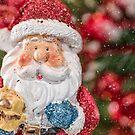 Christmas Santa Claus by Adam Calaitzis