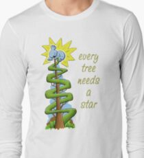 Every Tree Needs a (Koala) Star Long Sleeve T-Shirt