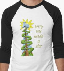 Every Tree Needs a (Koala) Star Baseball ¾ Sleeve T-Shirt