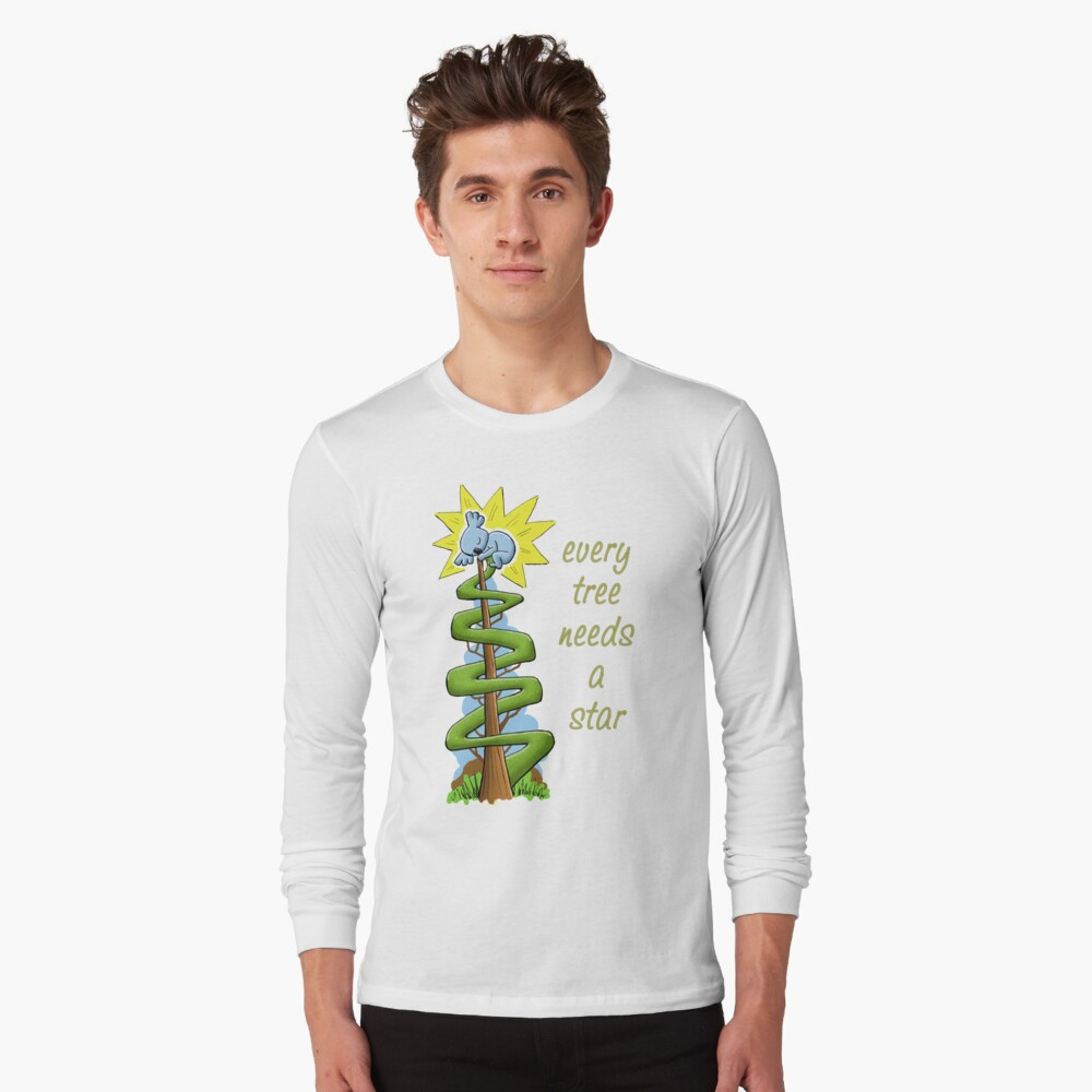 Every Tree Needs a (Koala) Star Long Sleeve T-Shirt