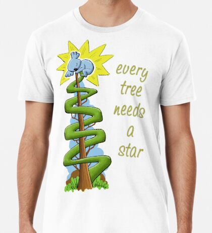 Every Tree Needs a (Koala) Star Premium T-Shirt