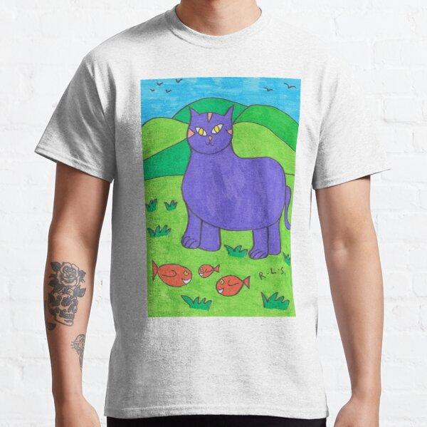 Mystic Cat Classic T-Shirt