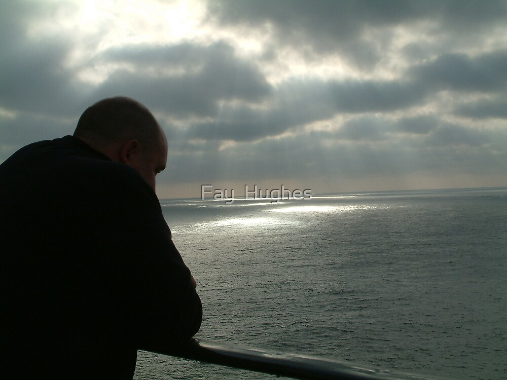 Contemplation by Fay  Hughes