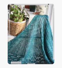 Knit Shawl iPad Case/Skin