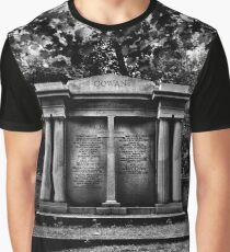 Tombstone Shadow No 8 Graphic T-Shirt