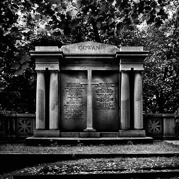 Tombstone Shadow No 8 by learningcurveca