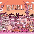 Summer in Berlin von Bianca Schaalburg