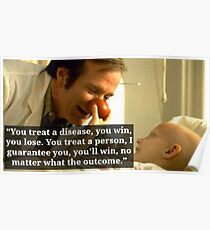 Patch Adams 1 Poster
