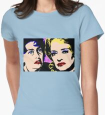 Whatever Happened To Baby Jane Hudson? Women's Fitted T-Shirt