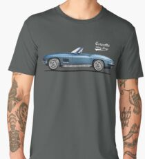 Vette Sting Ray Men's Premium T-Shirt