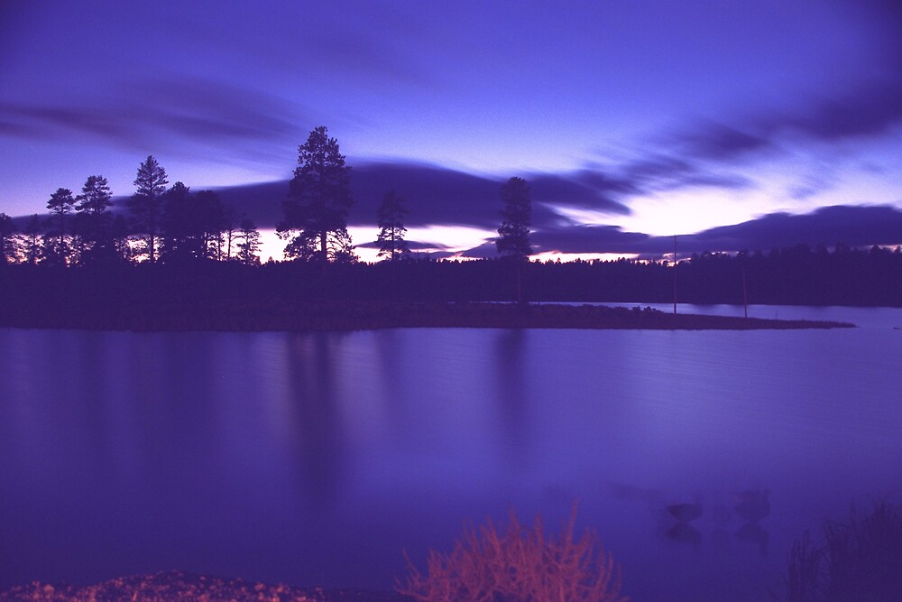 Blue Horizons by steveberlin