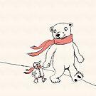 mein Freund der Eisbär von Bianca Schaalburg