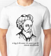 Omar Khayyam quote  T-Shirt