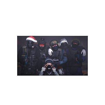 Counter Strike Global Offensive XMAS CT by gabrielspx