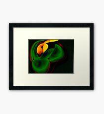 Fruity fun  Framed Print