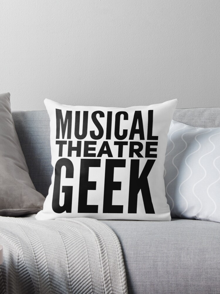 MUSICAL THEATRE GEEK by katrinawaffles