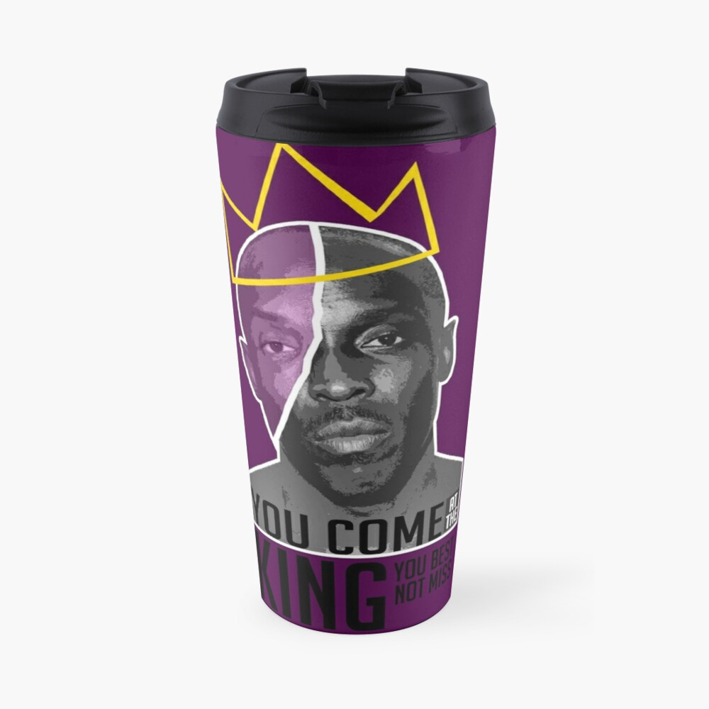 Omar Little - The Wire Travel Mug