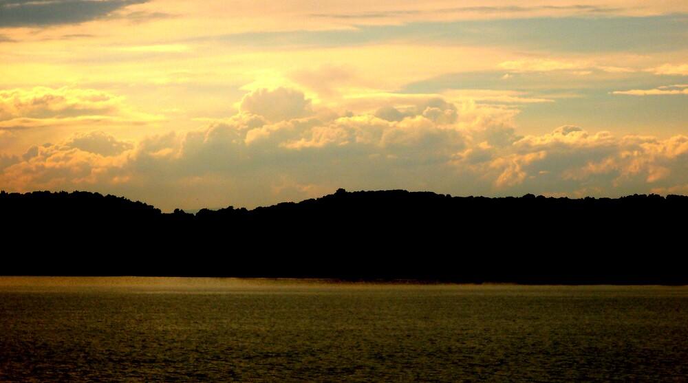 sunset 005 by Ray L'Dera
